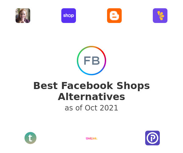 Best Facebook Shops Alternatives