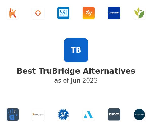 Best TruBridge Alternatives