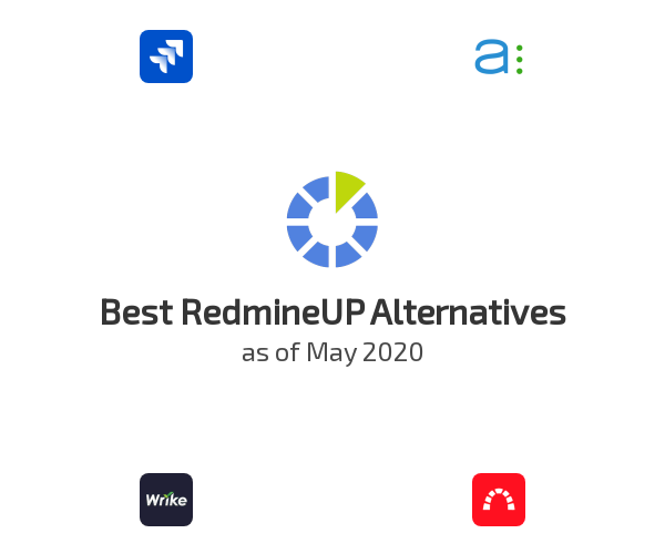 Best RedmineUP Alternatives