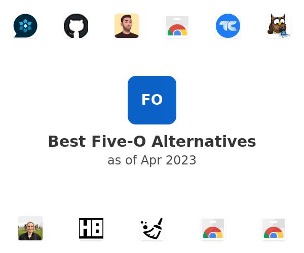 Best Five-O Alternatives