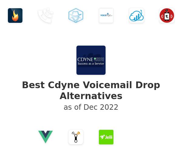 Best Cdyne Voicemail Drop Alternatives