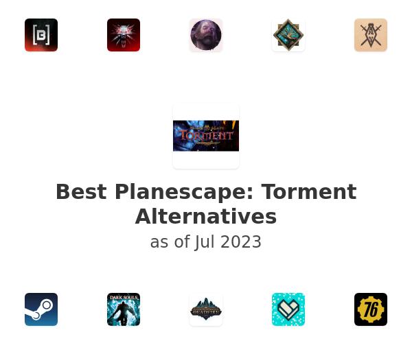 Best Planescape: Torment Alternatives
