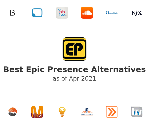 Best Epic Presence Alternatives