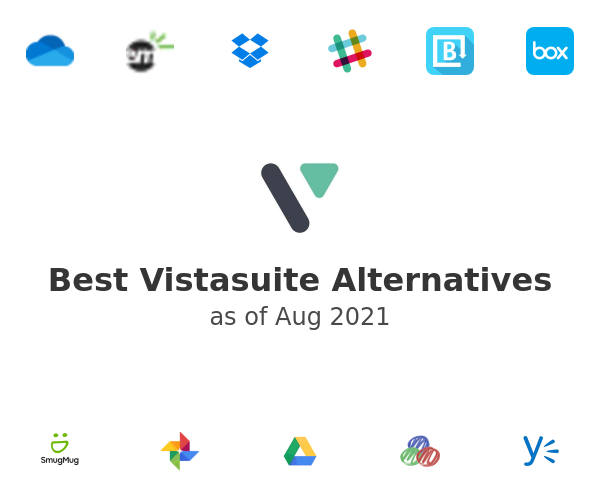 Best Vistasuite Alternatives