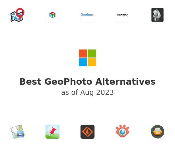 Best GeoPhoto Alternatives