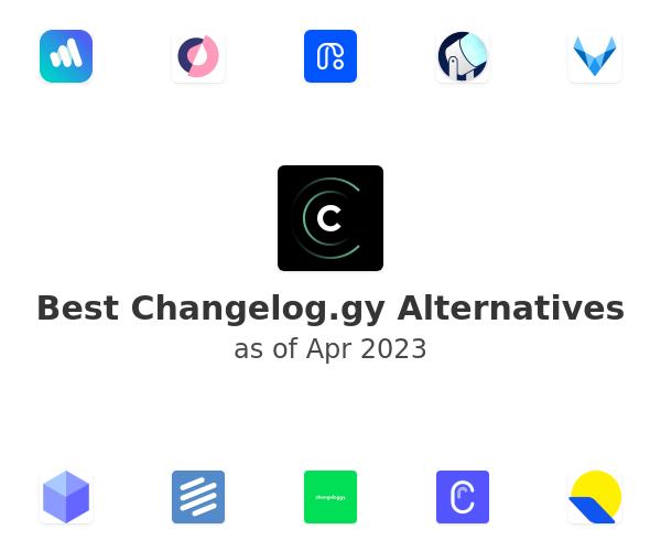 Best Changelog.gy Alternatives