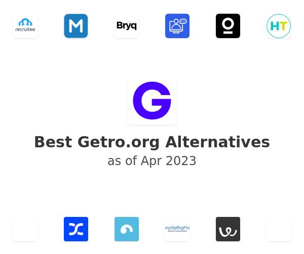 Best Getro.org Alternatives