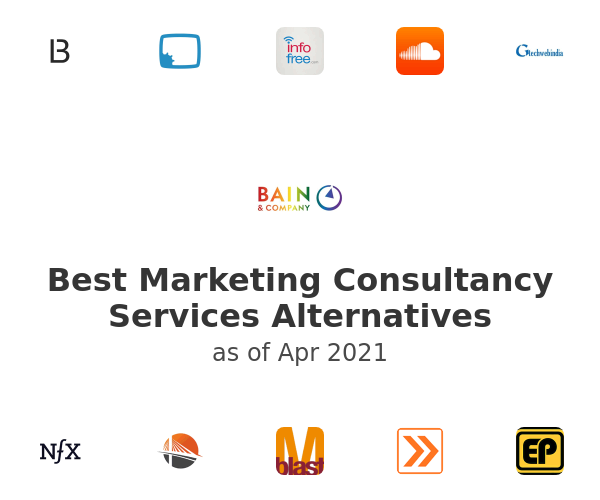 Best Marketing Consultancy Services Alternatives