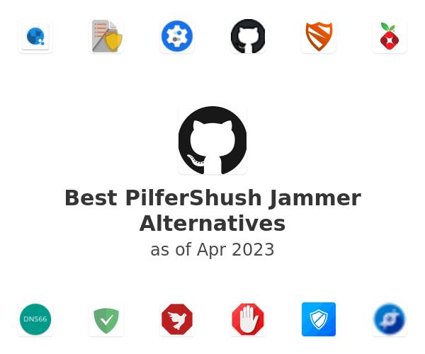 Best PilferShush Jammer Alternatives