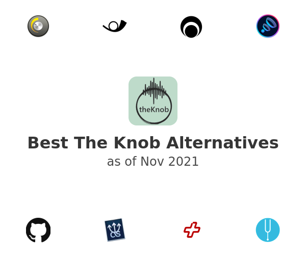 Best The Knob Alternatives