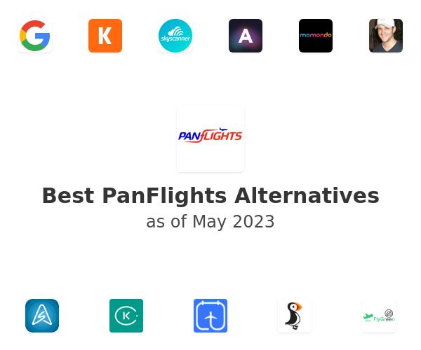 Best PanFlights Alternatives