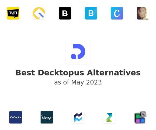 Best Decktopus Alternatives