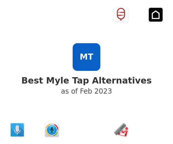 Best Myle Tap Alternatives