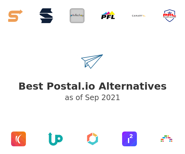 Best Postal.io Alternatives