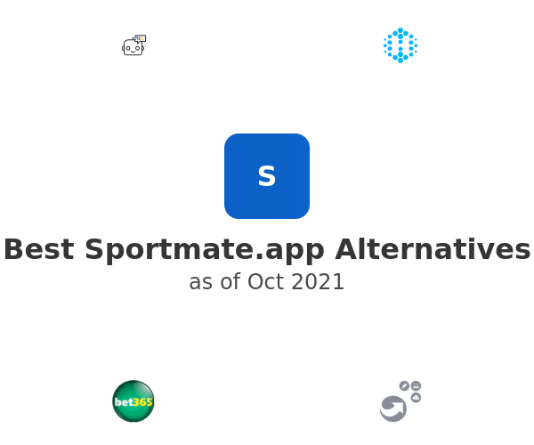 Best Sportmate.app Alternatives