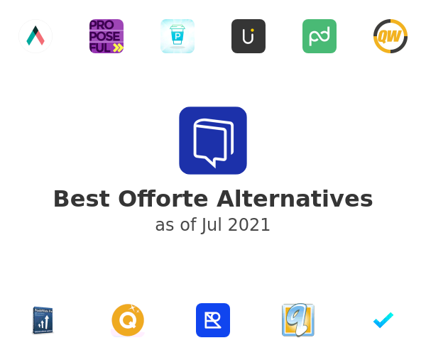 Best Offorte Alternatives