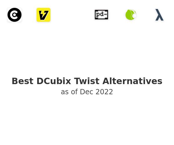 Best DCubix Twist Alternatives