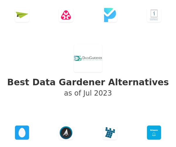 Best Data Gardener Alternatives