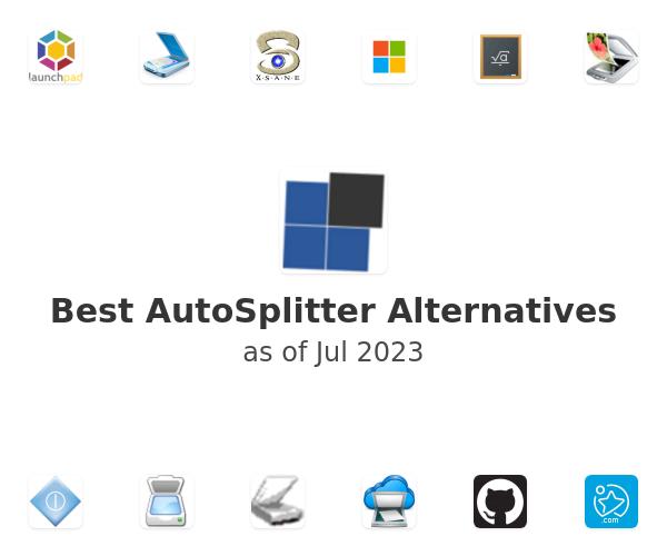 Best AutoSplitter Alternatives