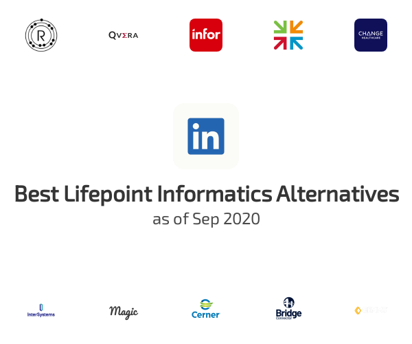 Best Lifepoint Informatics Alternatives