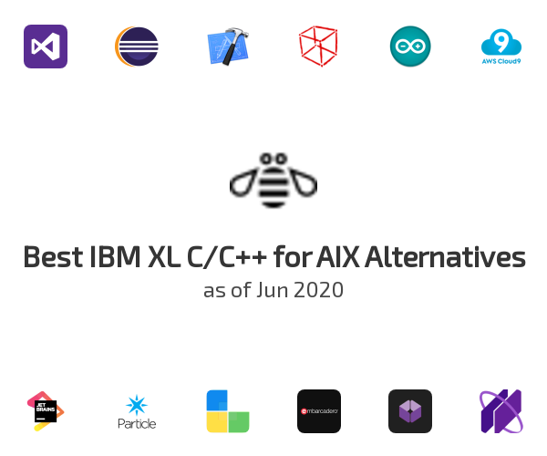 Best IBM XL C/C++ for AIX Alternatives