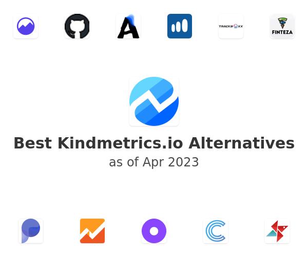 Best Kindmetrics.io Alternatives