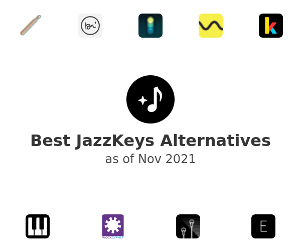 Best JazzKeys Alternatives