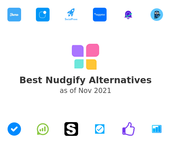 Best Nudgify Alternatives