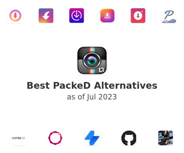 Best PackeD Alternatives