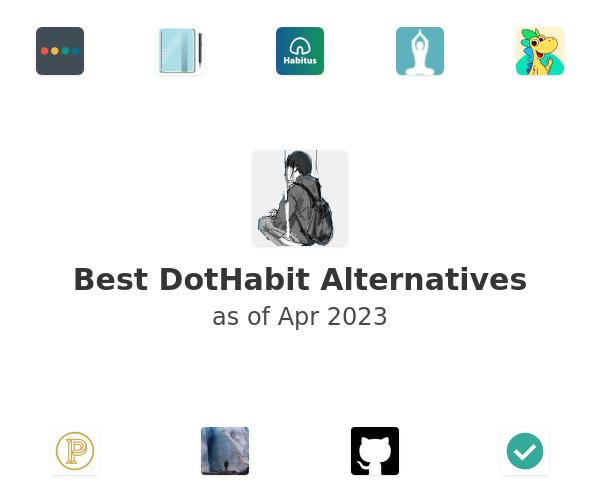 Best DotHabit Alternatives