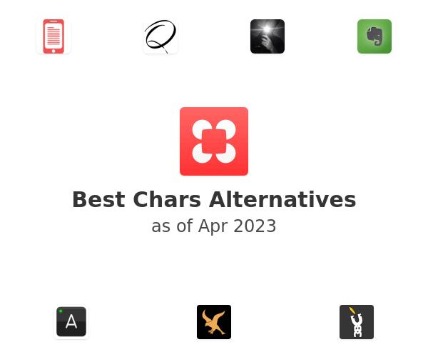 Best Chars Alternatives