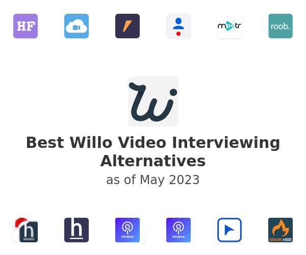 Best Willo Video Interviewing Alternatives