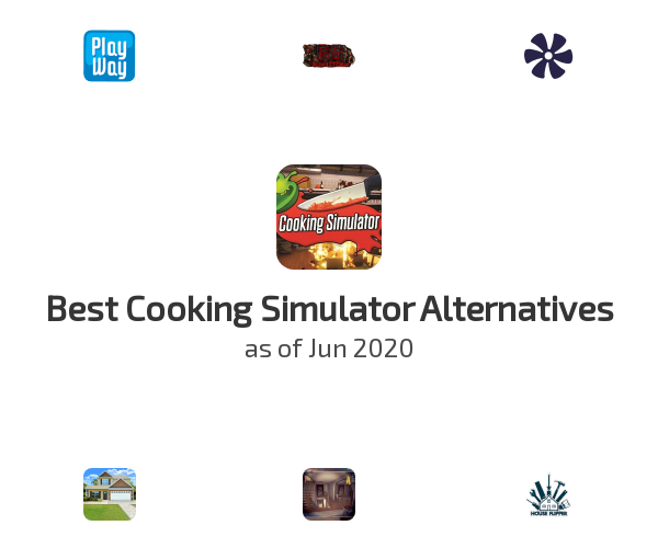 Best Cooking Simulator Alternatives