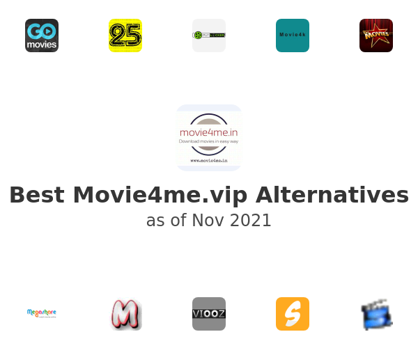 Best Movie4me.vip Alternatives