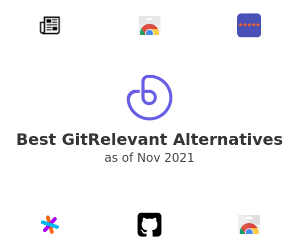 Best GitRelevant Alternatives