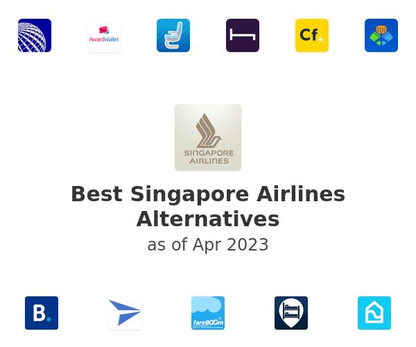 Best Singapore Airlines Alternatives