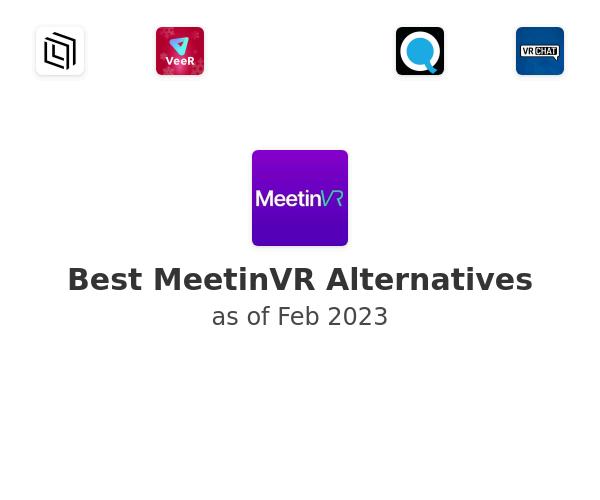 Best MeetinVR Alternatives
