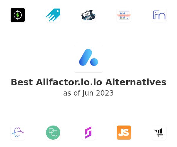 Best Allfactor.io Alternatives
