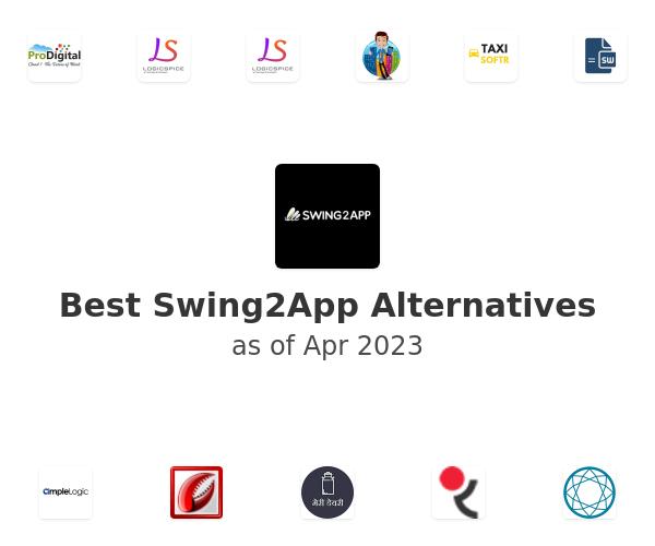 Best Swing2App Alternatives