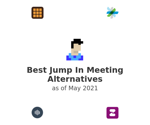 Best Jump In Meeting Alternatives