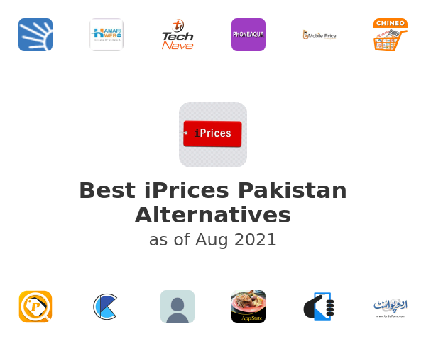 Best iPrices Pakistan Alternatives