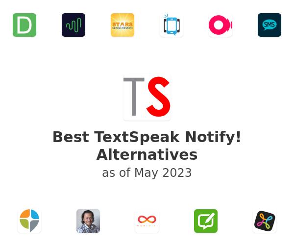 Best TextSpeak Notify! Alternatives