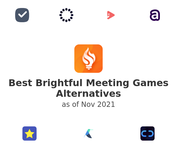 Best Brightful Meeting Games Alternatives