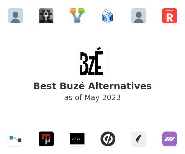 Best Buzé Alternatives