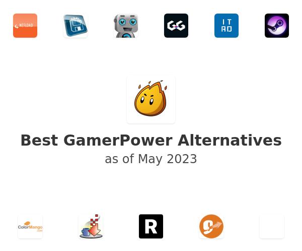 Best GamerPower Alternatives