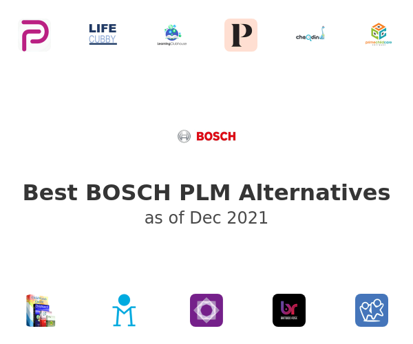 Best BOSCH PLM Alternatives