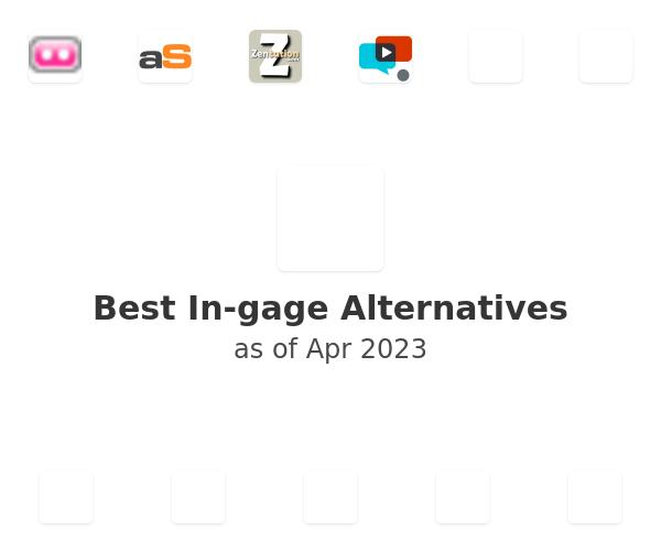 Best In-gage Alternatives