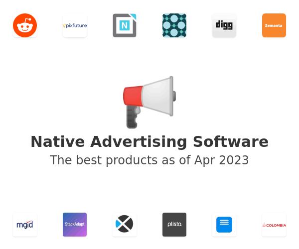 Native Advertising Software