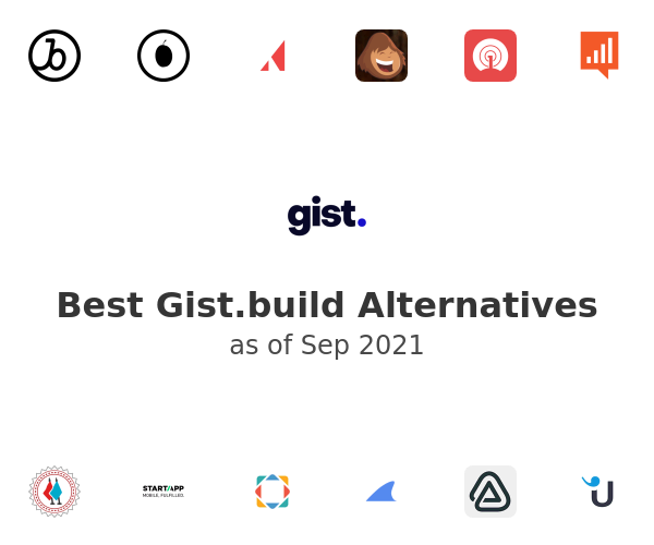 Best Gist.build Alternatives