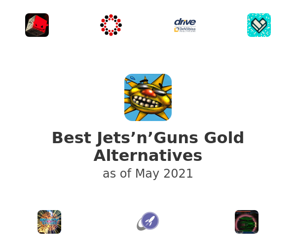 Best Jets'n'Guns Gold Alternatives